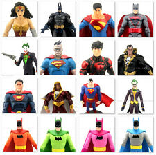 "6"" New Dc Comics Batman Superman The Joker WONDER WOMAN Direct Toys 52 Figure"