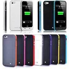 2800mAh External Charger Case Battery Backup Charging Pack for Iphone5 5S 5C New
