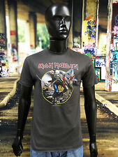 AMPLIFIED Official Uni-Sex Tee Shirt Various Sizes IRON MAIDEN TROOPER