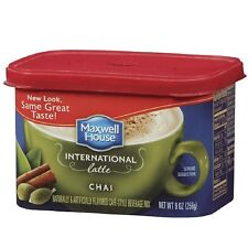 Maxwell House Cafe-Style Beverage Mix