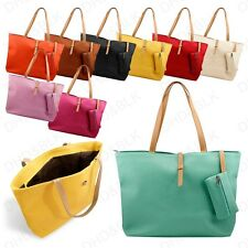New Womens Leather Fashion Messenger Handbag Lady Shoulder Bag Totes Purse Hobo