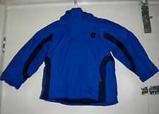 Cannonball 3 in 1 Kids Waterproof Jacket - Blue - Boys Various Sizes - Box072 A