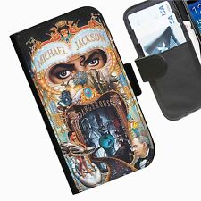 Michael Jackson Leather wallet phone case for Samsung Galaxy Active Alpha Note