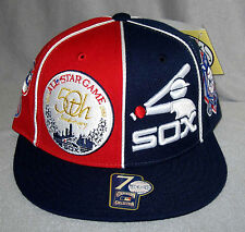Mitchell&ness Mitchell & Ness Cap Chicago White Sox Mlb Fitted Cap Baseball Cap