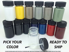 PICK YOUR COLOR -Touch up Paint Kit w/Brush for NISSAN CAR/TRUCK/SUV