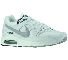 NEU NIKE AIR Max Herren Running Schuhe Command Sneaker Leather 409998 120 weiß