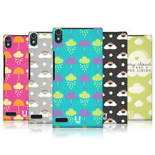 HEAD CASE DESIGNS CLOUD PATTERNS CASE COVER FOR HUAWEI STREAM S 302HW LTE