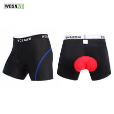 Men Gel Padded Cycling Comfortable Outdoor Shorts Mens Road Bike OpenRoad Pants