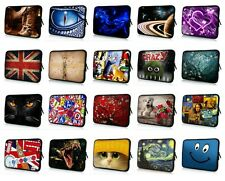"9 10 Inch 10.1"" Neoprene Sleeve Bag Case Cover For Netbook Laptop Tablet iPad PC"