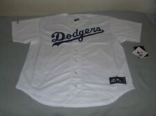 Matt Kemp #27 L.A. Dodgers White Jersey (Big & Tall Sizes) NWT