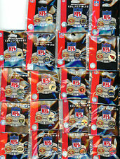 SF 49ers Game Day Pin Choice 2007 2008 No Dates 18 Teams 19 Pins to Choose From