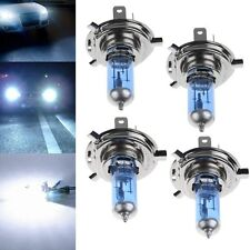 2 x H4 H7 6000K Xenon Gas Halogen Headlight White Light Lamp Bulbs 55W/100W 12V