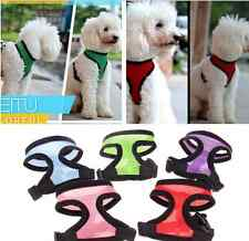 Pet Dog Control Harness for Dog & Cat Soft Mesh Walk Collar Safety Strap Vest