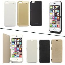 For iPhone 6 Plus 10000mAh External Backup Battery Charger Case Cover Power Bank