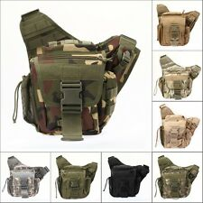 Military Tactical Assault Rucksacks Shoulder Sports Travel Camping Hiking Bags