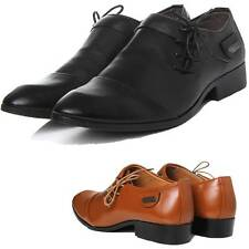 Classic Comfort Mens Lace-up Slip-on Leather Casual Business Dress Oxfords Shoes