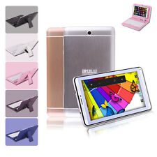 "IRULU P2 7"" 3G WCDMA Phablet Android 4.4 GPS Quad Core 8GB Tablet PC w/ Keyboard"
