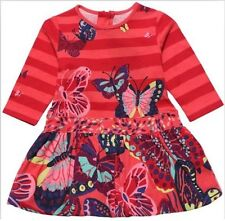 Catimini Spirit Ethnique Butterfly Bubble Dress 3 4 5 6 8 Years New! WOW