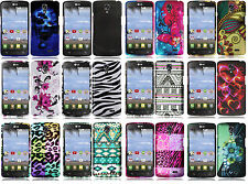 Design Hard Case Phone Cover for Straight Talk LG Access LTE L31G L31L L31C