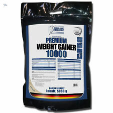 Weight Gainer 5 Kg Carbohydrates, Protein Powder with Whey + 300g Creatin
