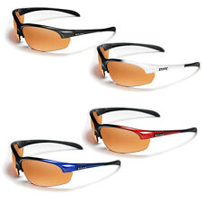 Maxx SEMPRE HDP POLARIZED Black Red Blue White GOLF Fishing Driving Sunglasses