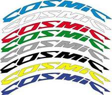 Cosmic Carbone Decals Stickers 2012 style, All Colors Available