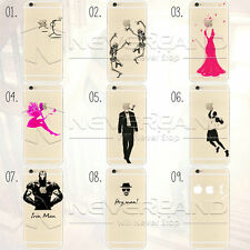 Personalised Custom Printed Pattern Simple Fashion Case Cover f iPhone 4/S 5/S 6