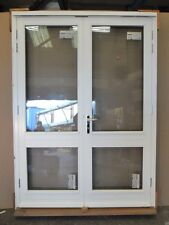 External Wooden Timber Extra Tall French Doors Door and Frame Pairs Set 2XGG