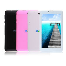 """20pcs IRULU eXpro 7"""" Tablet 3G Phablet 8GB Android 4.4 Dual Core Bluetooth GPS"""
