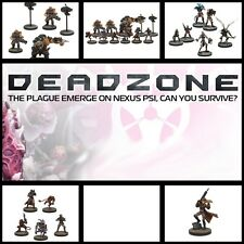 Deadzone Rebs From Mantic Games Free P&P