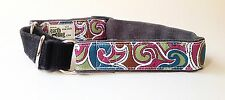 Earth Dog Hemp Martingale collar