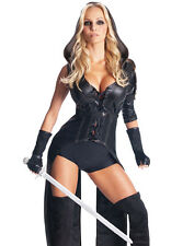Sweet Pea Fight Suit, Sucker Punch Movie Cosplay Sexy Halloween Costume XS-L