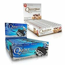Quest Bar Protein Bar 24 PCS 2-Pack! Mix and Match! Choose Your Flavors questbar