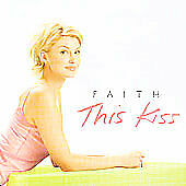 Faith Hill  - This Kiss Audio CD Today's Country, Pop Warner Bros / Wea Very Goo