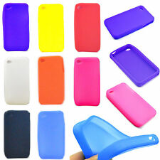 Cute Soft Rubber Silicone Phone Shell Case Cover For Apple IPhone 4 4S 4G 4GS