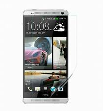 2x 4x 6x Lot HD Clear LCD Screen Protector Cover Shield Film for HTC One Max T6