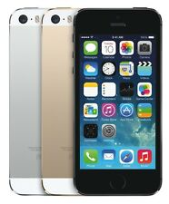 Apple iPhone 5s Smartphone Factory Unlocked 16GB 4G LTE Touch ID 8MP Camera