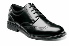 NEW Nunn Bush CUMBERLAND  84523-001LEATHER OXFORD DRESS CASUAL COMFORT SHOES