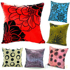 New Stylish Home Sofa Car Decorative Throw Pillow Case Chic Square Cushion Cover