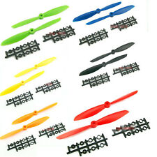 """4 Pair 6x4.5"""" 6045 6045R CW CCW Propeller Clockwise Rotating &Counter 6 Colors"""