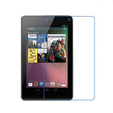 1X/2X Clear HD Screen Protector Film Guard Shield For Google Nexus 7 (1st Gen)