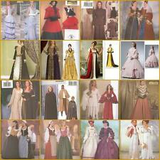 Renaissance Costume Pattern Victorian Civil War OOP Butterick Making History