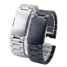 22mm Stainless Steel Watch Band Strap For Moto Motorola 360 Smart Watch + Tools