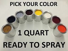 PICK YOUR COLOR - 1 QUART - Ready to Spray Paint for MAZDA CAR/TRUCK/SUV
