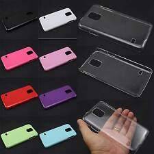 DIY Deco Candy Color Hard Back Plastic Case Skin For Samsung Galaxy S5 SV i9600