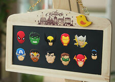 New 5-11PCS/set 4Style Avengers Fridge Magnets,Magnetic Stickers,office Supplies