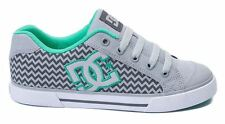 New DC Shoes Chelsea Skate Shoes grey Womens