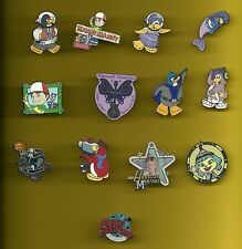 Club Penguin Handy Manny Hannah Montana Junior Splendid TV Disney Channel Pin