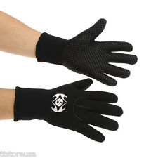SLINX 3mm Neoprene Gloves for Diving Surfing Spearfishing Gloves