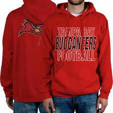 Tampa Bay Buccaneers Backfield Pullover Hoodie - Red